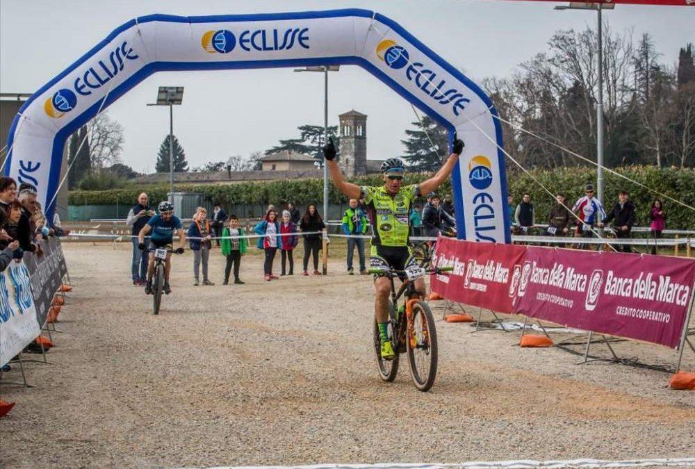 Mtb Santa Marinella-Cicli Montanini: vittoria doppia per Mariuzzo e Feltre alla Veneto Cup