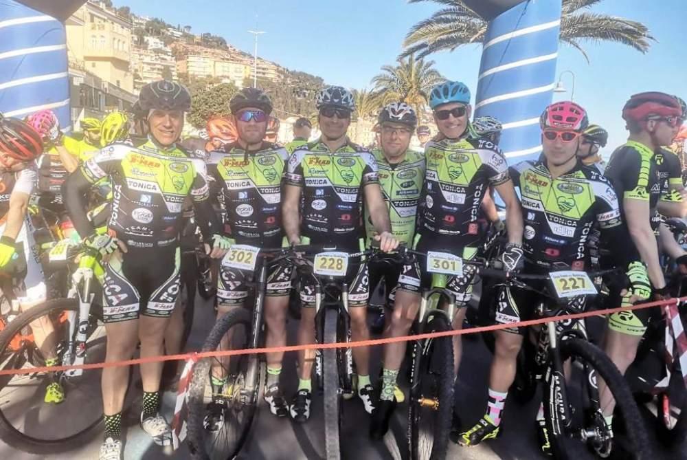 Mtb Santa Marinella-Cicli Montanini: Borgi, Balzarotti, Mariuzzo e Feltre protagonisti della domenica