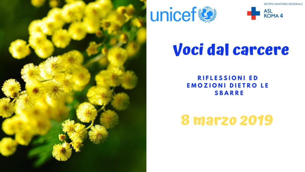 Civitavecchia, 8 Marzo della Asl Roma 4 nel carcere femminile
