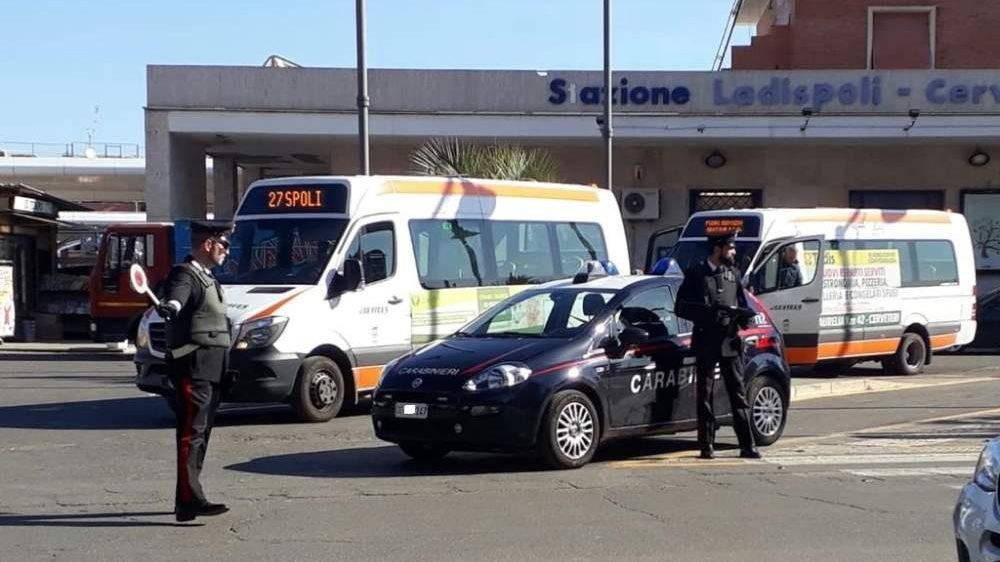 Ladispoli, preso l'investitore scappato: denuncia dei carabinieri