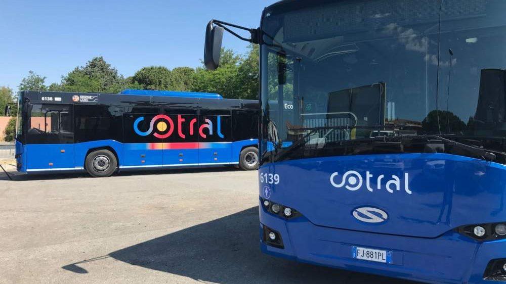 Trevignano: sale sul bus, minaccia e picchia conducente Cotral. Arrestato