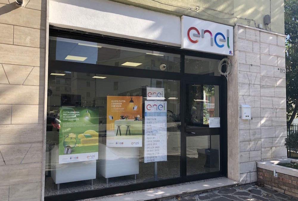 A Ladispoli, Fiumicino, Eur e Ostia chiudono i punti Enel