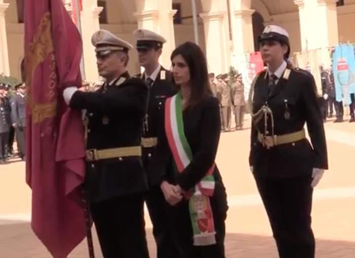 """Liberazione, Roma medaglia d'oro al valor militare. Raggi: """"La resistenza non è solo un ricordo"""""""