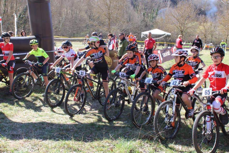 Team Bike Race Mountain Civitavecchia, grande prova nello short track di pista