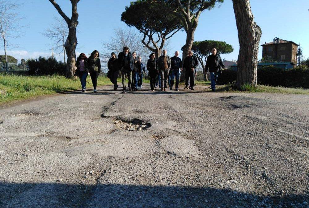Elezioni Civitavecchia, Tedesco in periferia: dopo San Gordiano va a Borgata Aurelia