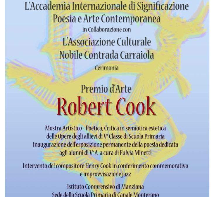 Canale: IV edizione del Premio Cook