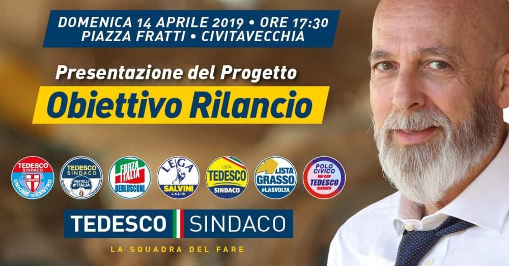 Elezioni Civitavecchia, domani al Ghetto parte la campagna del centrodestra