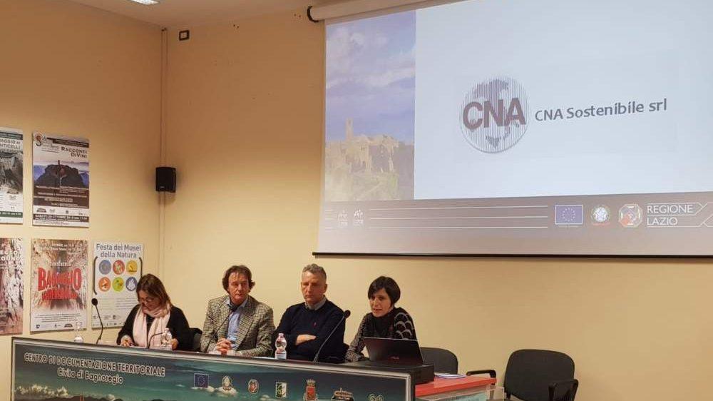 Cna, la presentazione del Digital Impresa Lazio