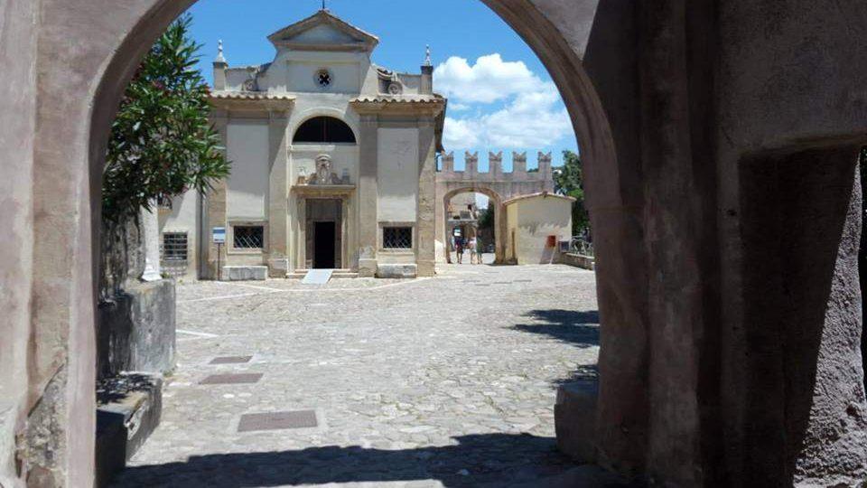 Al Castello di Santa Severa lo scrittore Costantino D'Orazio