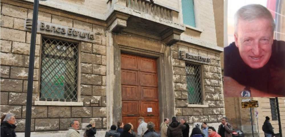 Civitavecchia, la famiglia D'Angelo chiede l'ammissione come parte civile al processo per il crack Banca Etruria