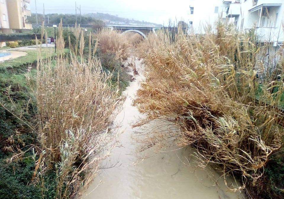 Santa Marinella, punteggi tecnici per gli interventi di messa in sicurezza dei fossi