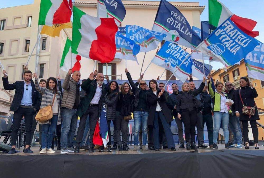 Civitavecchia, sabato bus di Fratelli d'Italia verso San Giovanni
