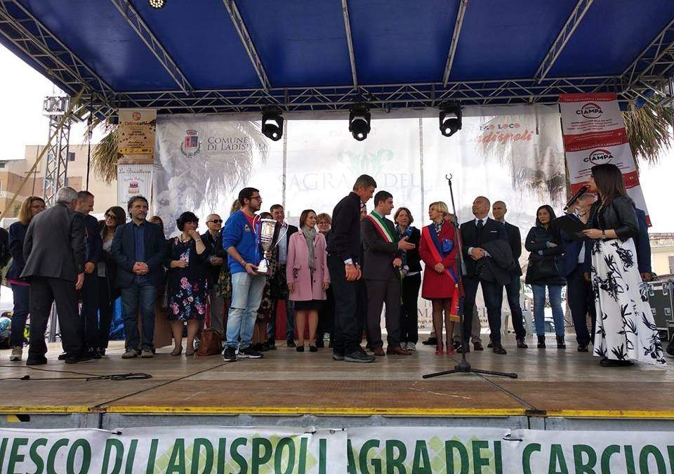 Ladispoli, l'assessore Milani soddisfatto della Sagra del Carciofo