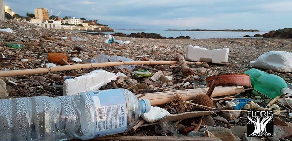 Santa Marinella, domenica pulizia delle spiagge con Sopra e Sotto il Mare