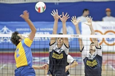 """Anche gli studenti del """"Di Vittorio"""" di Ladispoli al torneo """"Volley scuola"""""""