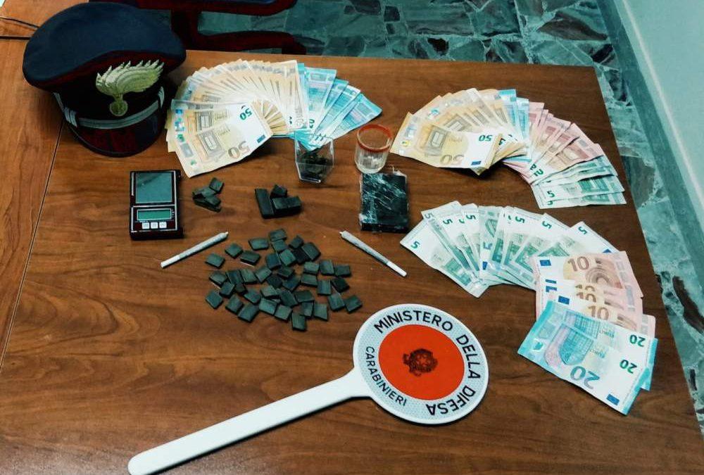 Coppia arrestata per spaccio dai Carabinieri della compagnia di Bracciano