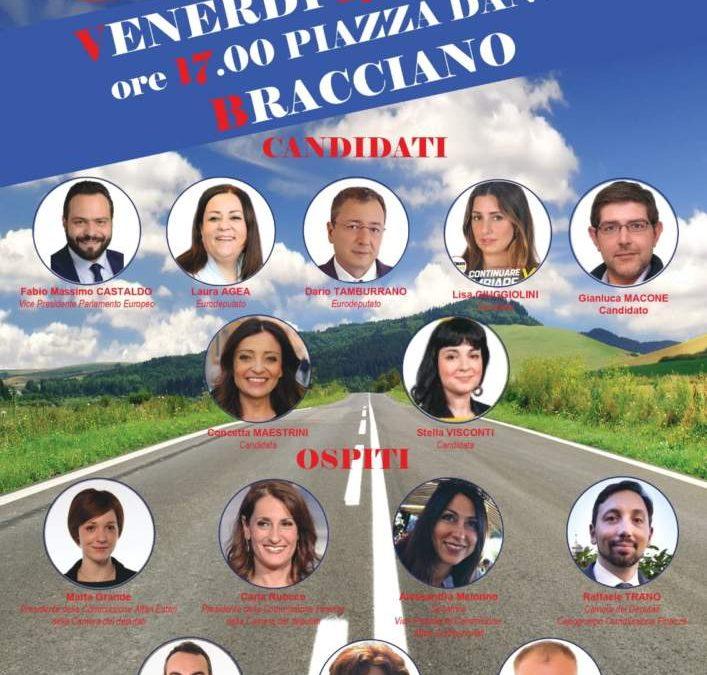 Elezioni europee, 17 maggio appuntamento con candidati M5S