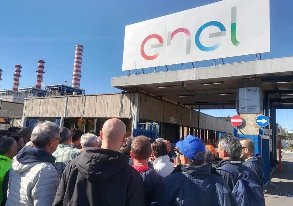 Licenziamenti indotto Enel Civitavecchia, lunedì incontro con le imprese