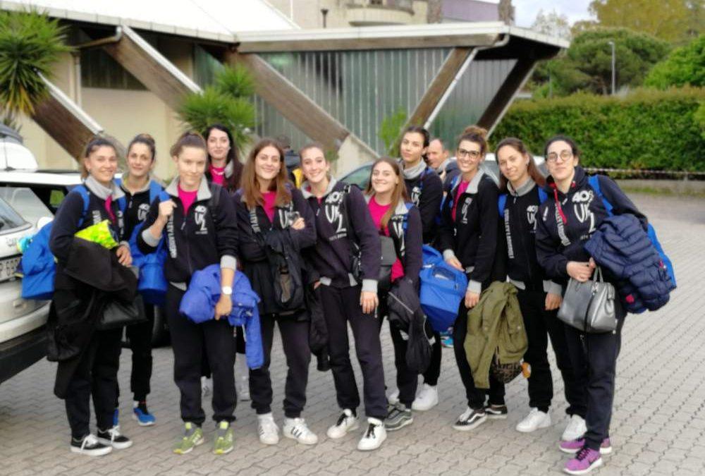 Volley Rosa, la Eco Massimi impegnata in gara2 contro l'Oria