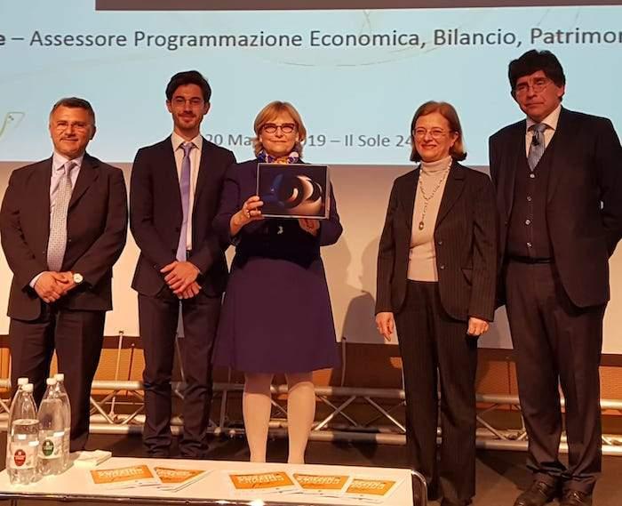 La Regione Lazio vince il premio Cultura+Impresa