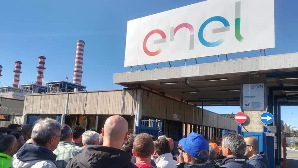 Civitavecchia, domani sciopero dei metalmeccanici a Torre Nord
