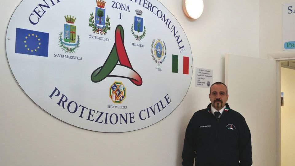 Civitavecchia, Arillo confermato Capo Unità di crisi Prociv