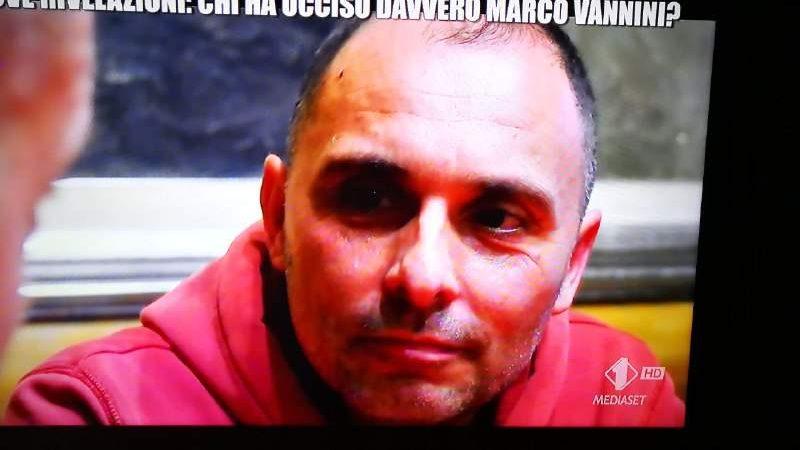 """Omicidio Vannini, Vannicola replica a Gnazi: """"Ho detto la verità"""""""