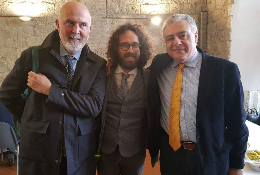 Cerveteri, il Sindaco Pascucci nuovo Presidente dell'Associazione Beni italiani Patrimonio UNESCO