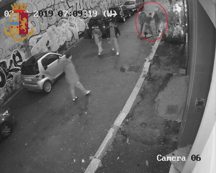 Ostiense: colpito alla testa con una stampella, denunciato aggressore