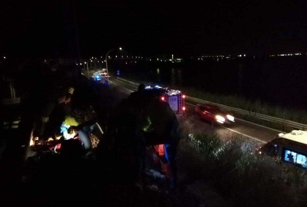 Uomo investito da un treno a Santa Marinella: traffico ferroviario in tilt