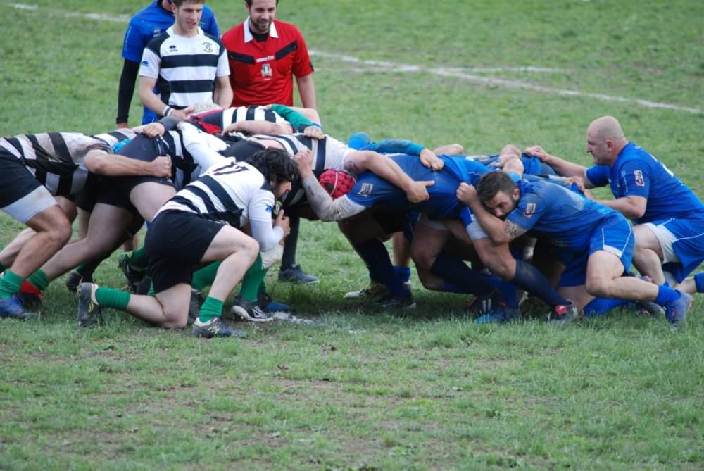 Rugby, gli Invincibili del Montevirginio chiudono la stagione battendo la Rugby Roma 31-0