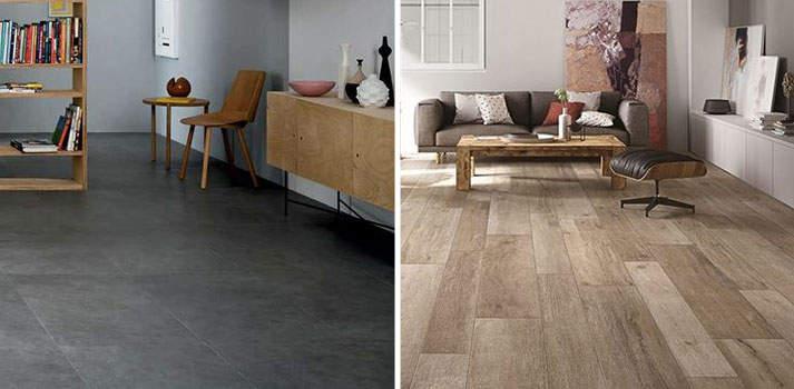 Come scegliere pavimento e rivestimenti per la tua casa for Idee per casa moderna