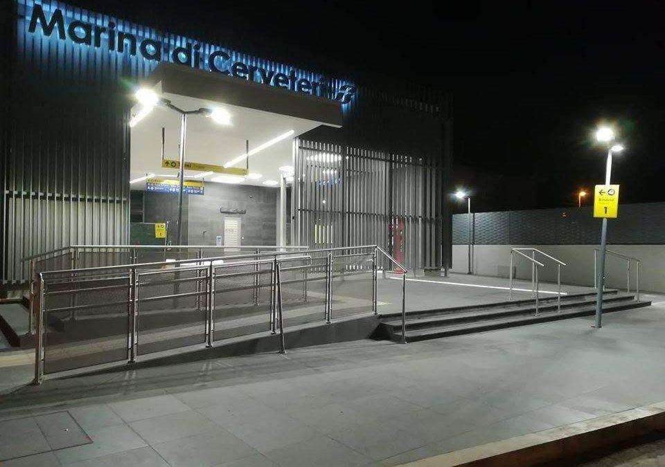 """Cerveteri, la Giunta sulla nuova stazione a Marina: """"Più confortevole e sicura"""""""