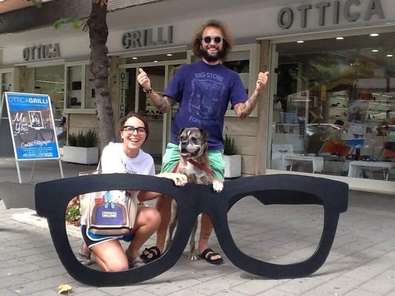 Svaligiata l'ottica Grilli, rubati occhiali per 15mila euro dal negozio di Ladispoli