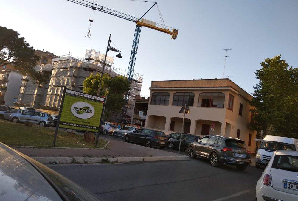 Traffico paralizzato in uscita da Ladispoli