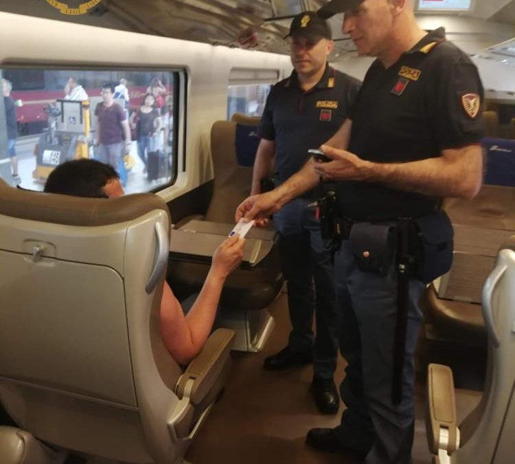Traffico ferroviario bloccato sulla Fl3 Roma Bracciano