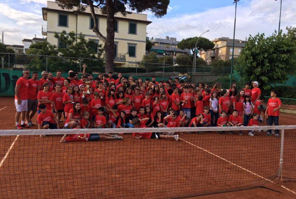 Tennis, l'Aureliano protagonista al Pia Roma 2