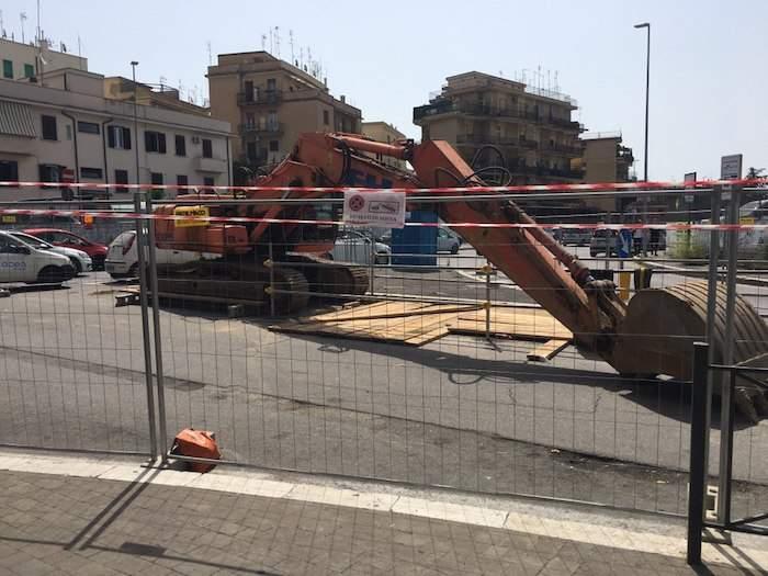 Torrevecchia, lavori su viale dei Monfortani: i prossimi passi