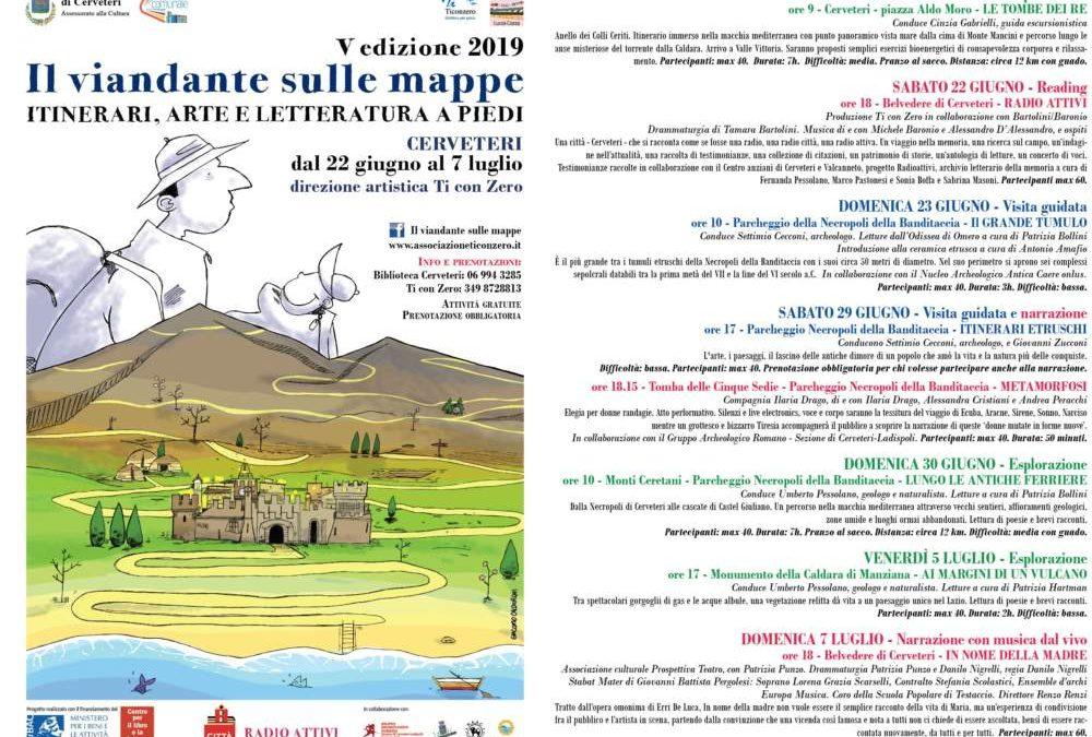Giugno News Binario Viandante 22 Festival Terzo Il Del CerveteriDal xBtsChQrd