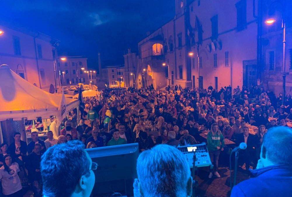 Tarquinia, Alessandro Giulivi chiude la campagna elettorale giovedì a piazza Cavour