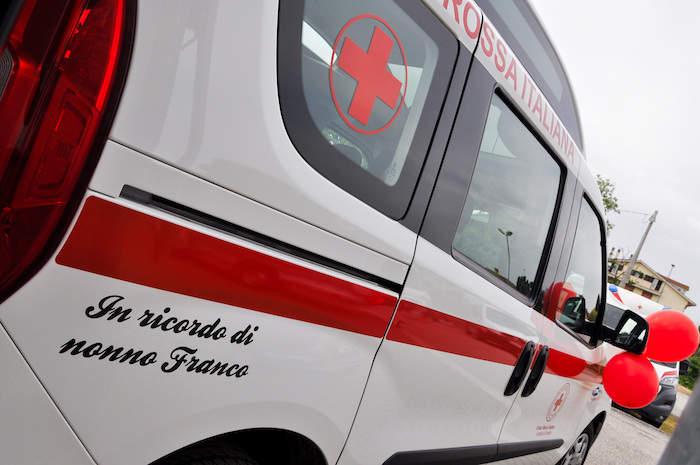 Anguillara, nuovi mezzi donati alla Croce Rossa