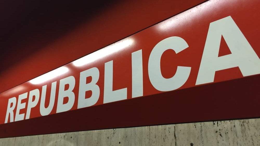 Metro A: riapre la stazione Repubblica, il tweet di Virginia Raggi