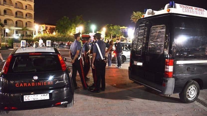 Due pusher 20enni nella rete dei Carabinieri che a Ladispoli denunciano un rumeno per ricettazione