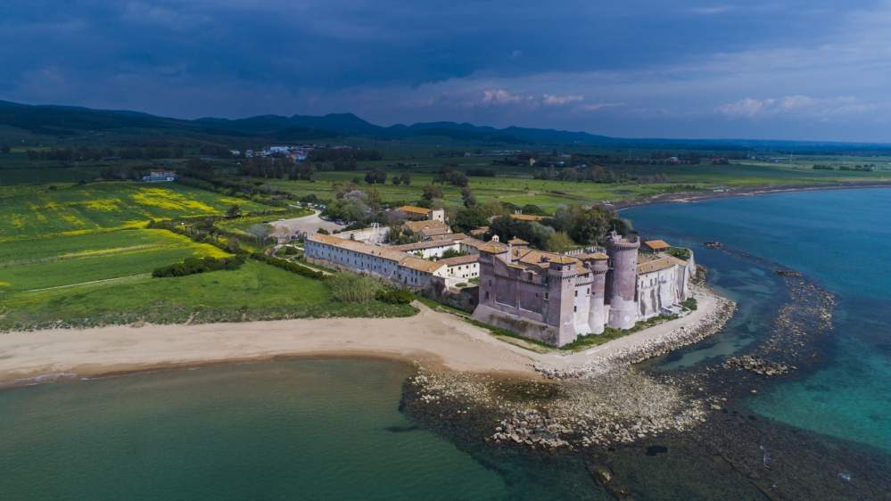Castello di Santa Severa: arriva la nuova guida storico archeologica