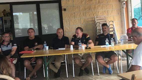 Civitavecchia, accordo di collaborazione Under 16-18 Centumcellae Rugby  e Fiamme Oro