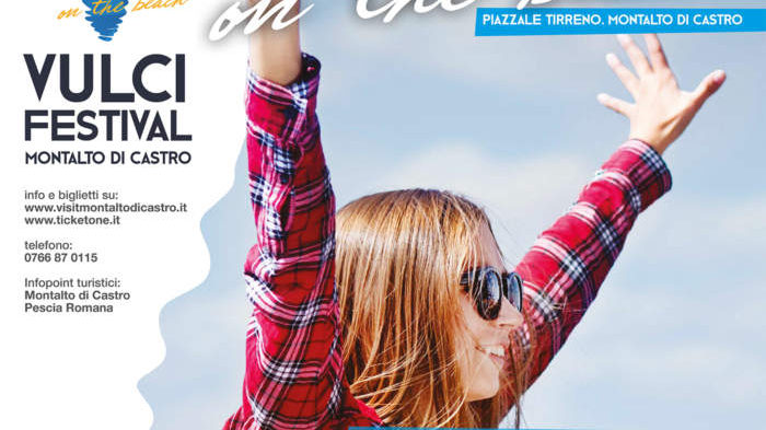 Kolors, Gue Pequeno, Vibrazioni e i dj Fargetta e Prezioso: il calendario del Vulci Festival on the Beach