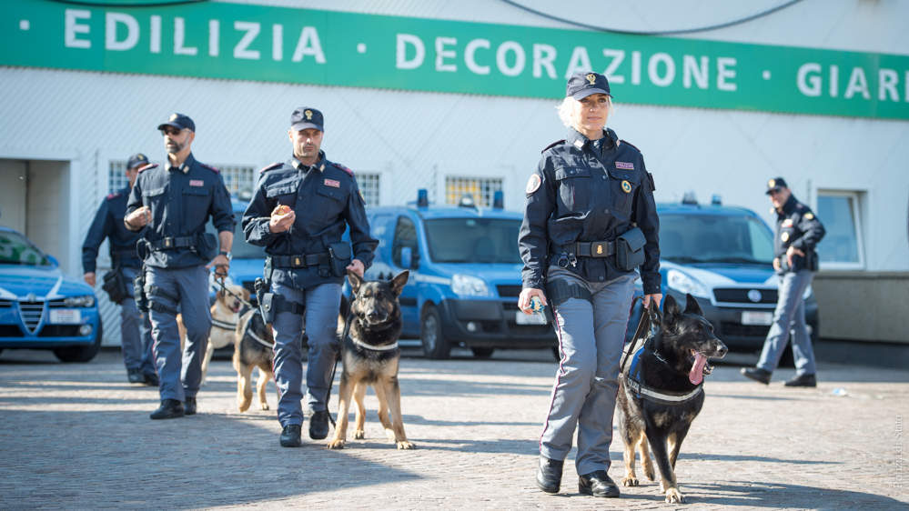 Sicurezza Jova Beach Party, Questura: in campo unità cinofile, oltre 100 agenti e controlli alla Ferrovia