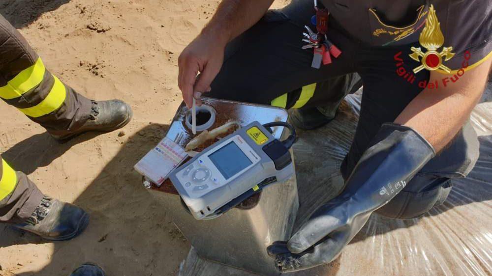 Fuga di gas in un campo di carote a Maccarese: ma è un falso allarme