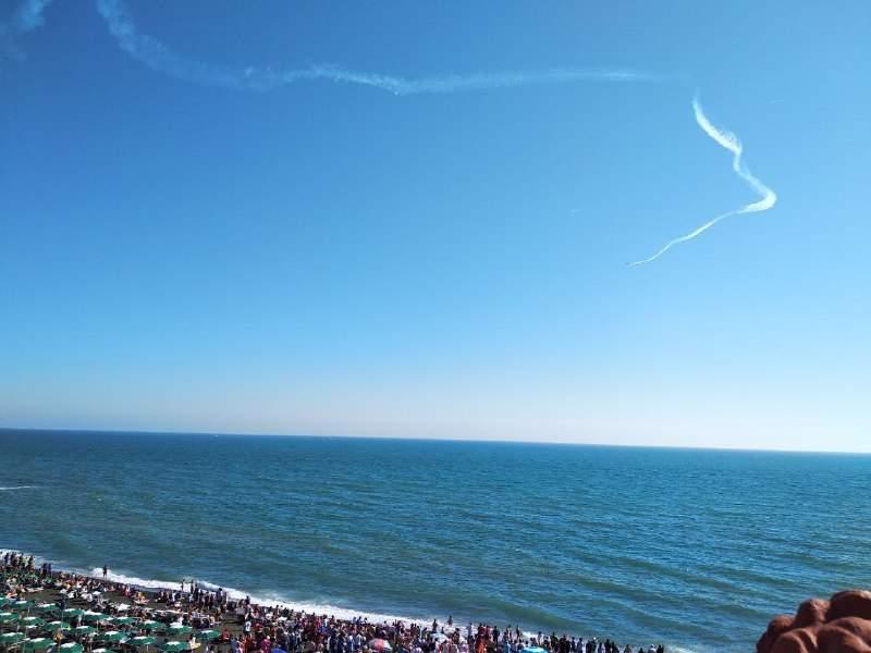 Ladispoli Air Show: SEGUI LA DIRETTA DELLE FRECCE TRICOLORI