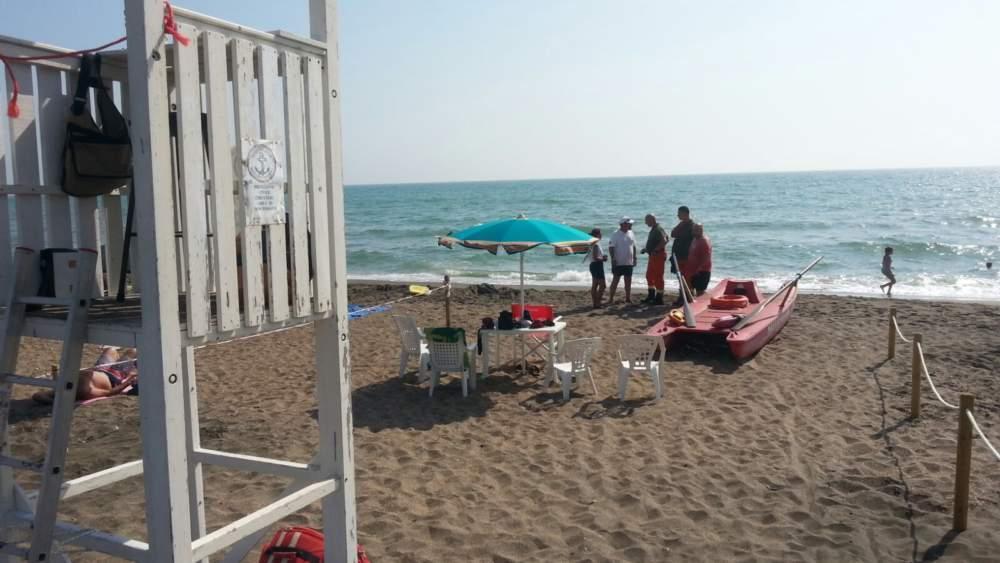 Cerveteri, dal 15 giugno presidio Prociv in spiaggia con Mare Sicuro